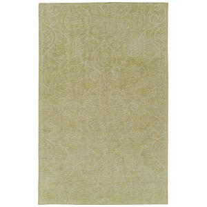 Knotted Earth Maize 2 Ft. x 3 Ft. Throw Rug