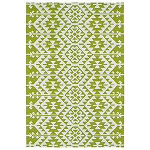 Habitat Lime Green Rectangular: 9 Ft. x 12 Ft.