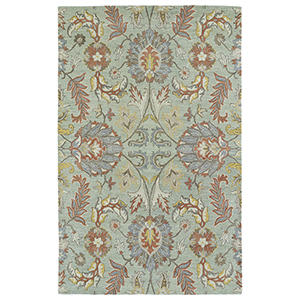 Helena Mint Hand Tufted 10Ft. x 14Ft. Rectangle Rug