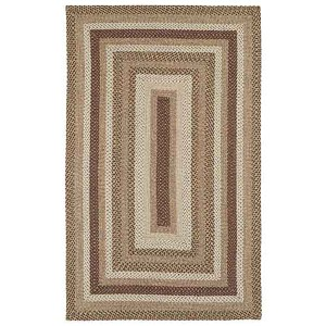 Bimini Mocha Rectangular: 5 Ft. x 8 Ft. Rug