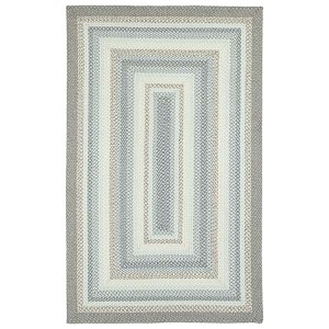 Bimini Graphite Rectangular: 5 Ft. x 8 Ft. Rug