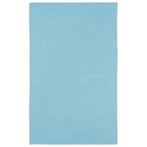 Bikini Light Blue Rectangular: 5 Ft. x 8 Ft. Rug