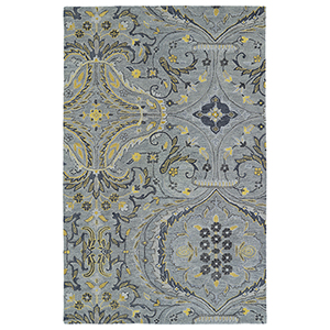 Helena Grey Hand Tufted 9Ft. x 12Ft. Rectangle Rug