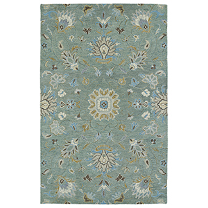 Helena Mint Hand Tufted 5Ft. x 7Ft. 9In Rectangle Rug