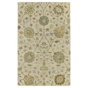 Helena Collection Aphrodite Ivory Rectangular: 5 Ft. x 7 Ft. 9 In. Rug