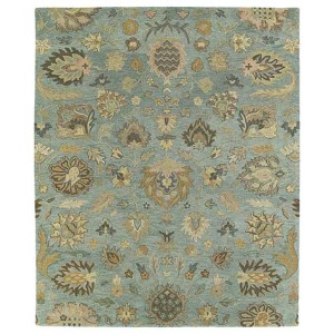 Helena Collection Troy Spa Rectangular: 5 Ft. x 7 Ft. 9 In. Rug