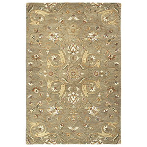 Helena Light Brown Rectangular: 2 Ft. x 3 Ft.