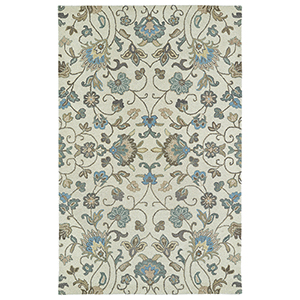 Helena Beige Hand Tufted 10Ft. x 14Ft. Rectangle Rug