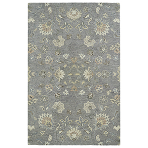 Helena Grey Hand Tufted 5Ft. x 7Ft. 9In Rectangle Rug