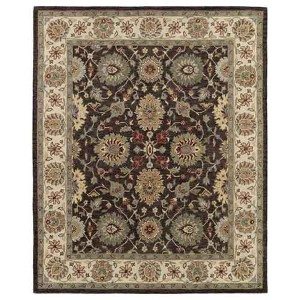 Solomon Elijah Brown Rectangular: 5 Ft. x 7 Ft. 9 In. Rug