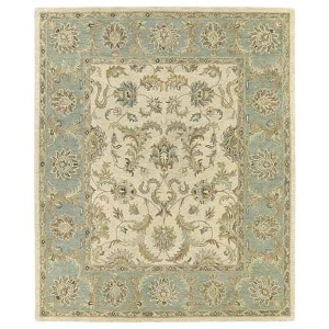 Solomon King David Ivory Rectangular: 5 Ft. x 7 Ft. 9 In. Rug