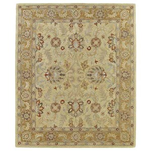 Solomon Gold Rectangular: 2 Ft. x 3 Ft. Rug