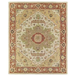 Solomon Micah Gold Rectangular: 5 Ft. x 7 Ft. 9 In. Rug
