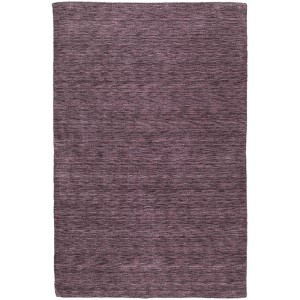 Renaissance Aubergine Rectangular: 5 Ft. x 7 Ft. 6 In. Rug