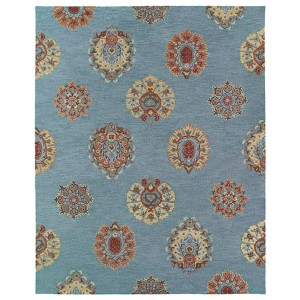 Brooklyn Tatum Spa Rectangular: 5 Ft. x 7 Ft. 6 In. Rug