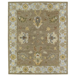 Brooklyn Mocha Rectangular: 5 Ft. x 7 Ft. 6 In. Rug
