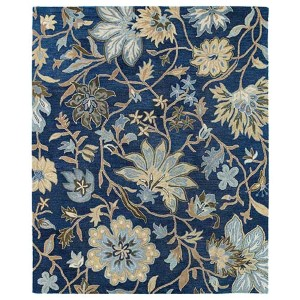 Brooklyn Blue Rectangular: 5 Ft. x 7 Ft. 6 In. Rug
