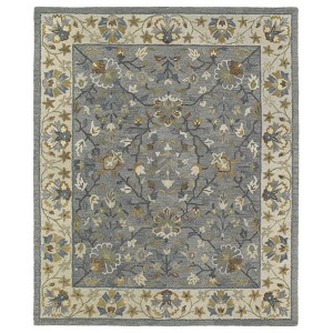 Brooklyn Pewter Rectangular: 5 Ft. x 7 Ft. 6 In. Rug