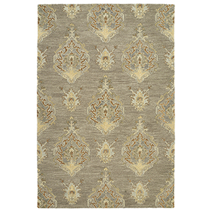 Brooklyn Taupe Rectangular: 2 Ft. x 3 Ft.