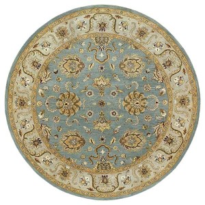Mystic Agean Spa Round: 7 Ft. 9 In. Rug