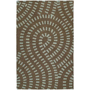 Carriage Traffic Spa Rectangular: 5 Ft. x 7 Ft. 9 In. Rug