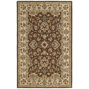 Khazana Chocolate Rectangular: 9 Ft. 6 In. x 13 Ft. Rug