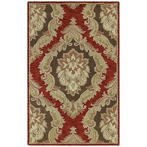 Khazana Salsa Rectangular: 9 Ft. 6 In. x 13 Ft. Rug