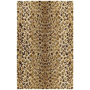 Khazana Mocha Rectangular: 8 Ft. x 11 Ft. Rug
