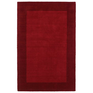 Regency Red Rectangular: 5 Ft. by 7 Ft. 9 In. Rug
