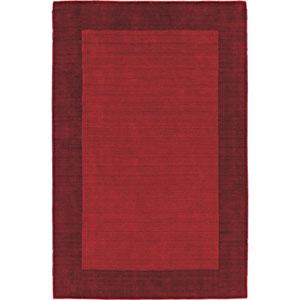 Regency Red Rectangular: 9 Ft. 6 In. by 13 Ft. Rug