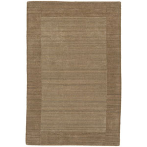 Regency Taupe Rectangular: 3 Ft. 6 In. by 5 Ft. 3 In. Rug