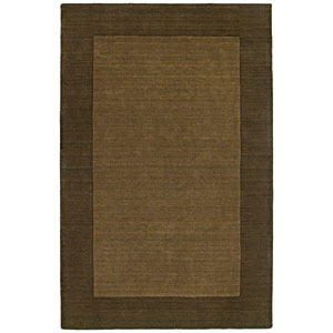 Regency Chocolate Rectangular: 5 Ft. by 7 Ft. 9 In. Rug