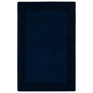 Regency Navy Rectangular: 5 Ft. x 7 Ft. 9 In. Rug