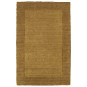 Regency Yellow Rectangular: 5 Ft. x 7 Ft. 9 In. Rug