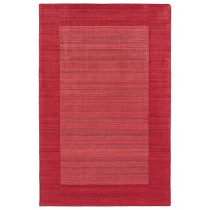 Regency Watermelon Rectangular: 9 Ft. 6 In. x 13 Ft. Rug