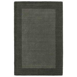 Regency Charcoal Rectangular: 5 Ft. x 7 Ft. 9 In. Rug
