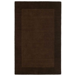 Regency Brown Rectangular: 5 Ft. x 7 Ft. 9 In. Rug