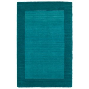 Regency Turquoise Rectangular: 5 Ft. x 7 Ft. 9 In. Rug