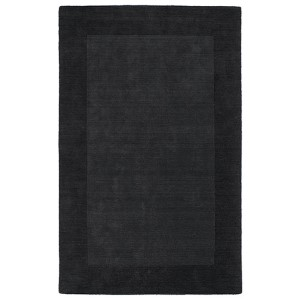 Regency Carbon Rectangular: 5 Ft. x 7 Ft. 9 In. Rug