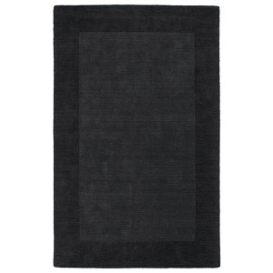 Regency Carbon Rectangular: 9 Ft. 6 In. x 13 Ft. Rug