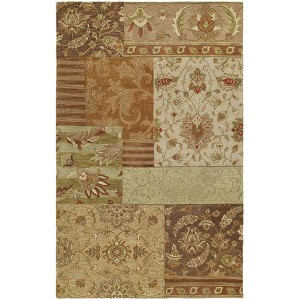 Calais Orleans Bronze Rectangular: 5 Ft. x 7 Ft. 9 In. Rug
