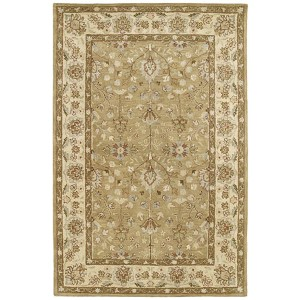 Heirloom Collection Katherine Came Rectangular: 5 Ft. x 7 Ft. 9 In. Rug