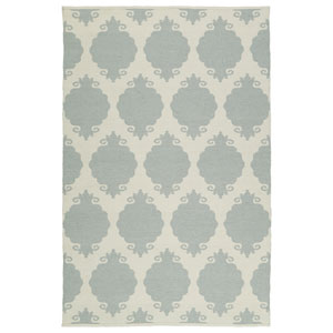 Brisa Ivory and Grey Rectangular: 2 Ft x 3 Ft Rug
