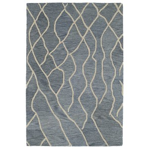 Casablanca Grey Rectangular: 5 Ft. x 8 Ft. Rug