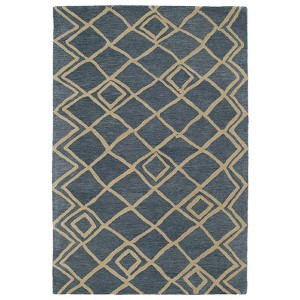 Casablanca Blue Rectangular: 5 Ft. x 8 Ft. Rug