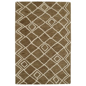 Casablanca Brown Rectangular: 5 Ft. x 8 Ft. Rug