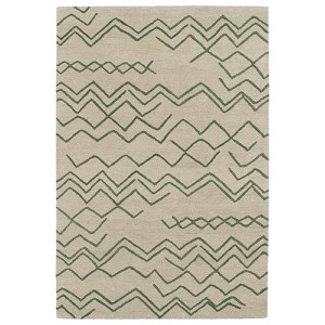 Casablanca Emerald Rectangular: 5 Ft. x 8 Ft. Rug