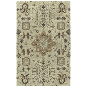 Chancellor Sand Hand-Tufted 4Ft. x 6Ft. Rectangle Rug