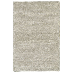 Cotton Bloom Beige Rectangular: 2 Ft. x 3 Ft. Rug