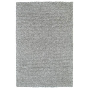 Cotton Bloom Gray Rectangular: 2 Ft. 3-Inch x 8 Ft. Rug